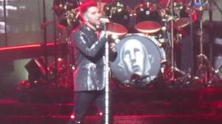 Queen + Adam Lambert: Radio Gaga (Chicago 2017)