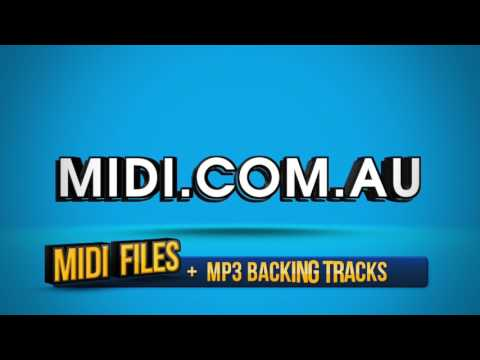 Slow Hands (Style of Niall Horan) MIDI File Backing Track