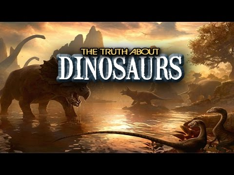 2 - The Truth About Dinosaurs - Did Man Co-Exist With Dinosaurs?