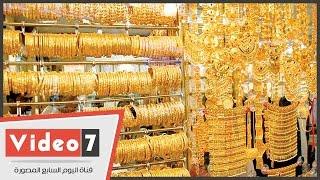 تعرف على أسعار الذهب فى مصر