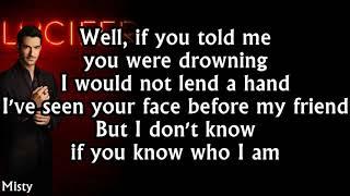 Natalie Taylor - In The Air Tonight Lyrics