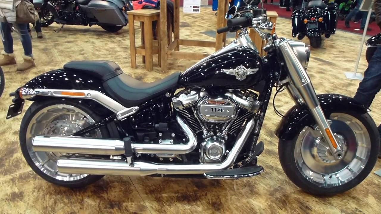 2018 Harley-Davidson Fat Boy Milwaukee-Eight 107 * see ...