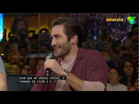 Tom Holland, Jake Gyllenhaal, and Jacob Batalon CCXP18 Interview