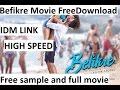 Befikre full Hindi movie 720p BluRay x264 AAC 5.1 English Subs free download