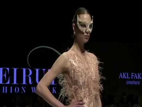 Akl Fakih Beirut Fashion Week 2017 Forum De Beirut