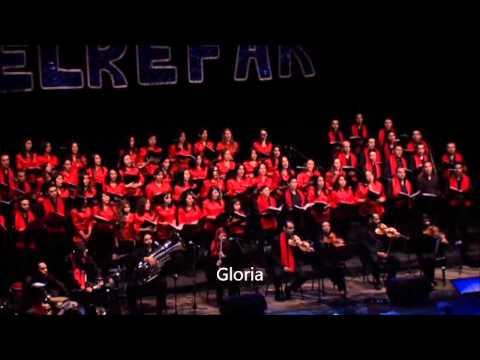 El Refak Choir Ding dong merrily on high Christmas Concert