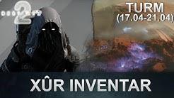 Destiny 2: Xur Standort & Inventar (17.04.2020) (Deutsch/German)