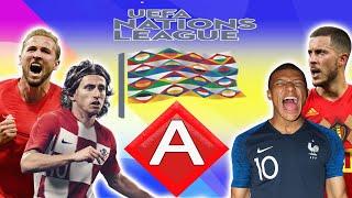 UEFA Nations League Predictions: League A