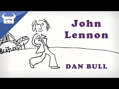 Клип Dan Bull - John Lennon