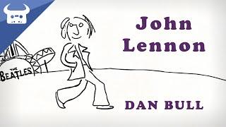 JOHN LENNON | Dan Bull [spot the song titles]
