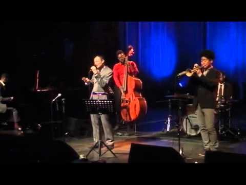 José James - The Music of Billie Holiday live at AB - Ancienne Belgique (Full concert)