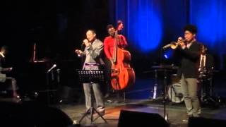 José James - The Music of Billie Holiday live at AB - Ancienne Belgique (Full concert)