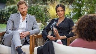 Prince Harry and Meghan Markle's interview a 'selfish and narcissistic stunt'