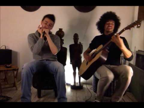 Kenzo Nera & Joel Rabesolo home session - In My Life (The Beatles)