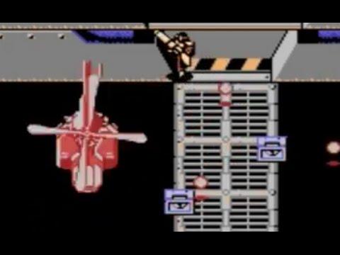 Heavy Barrel (NES) Playthrough - NintendoComplete