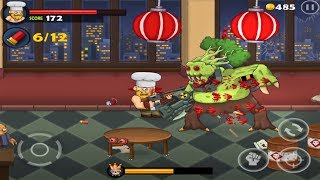 Bloody Harry Killing Zombies iOS Gameplay For Kids