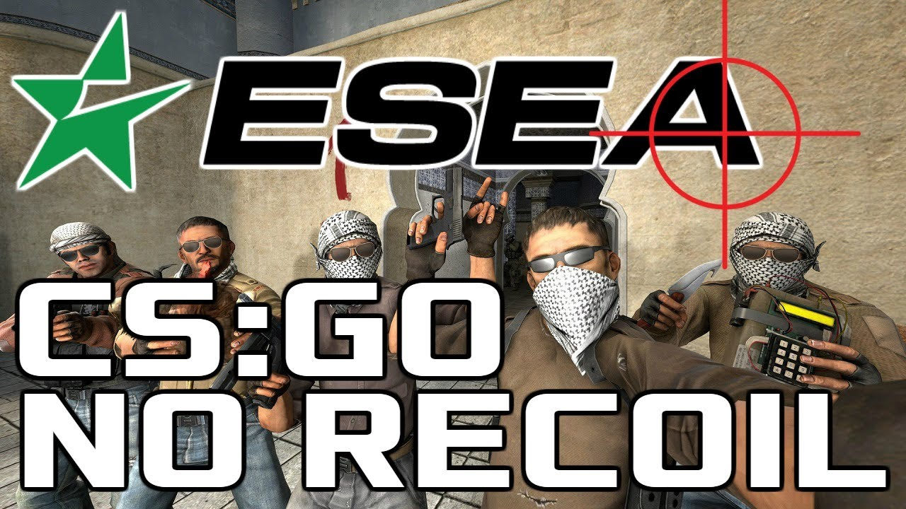 ESEA CS:GO No Recoil macros/scripts | Undetectable | Working with EVERY  mouse!