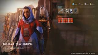 Destiny 2 characters' reactions to Cayde-6's demise