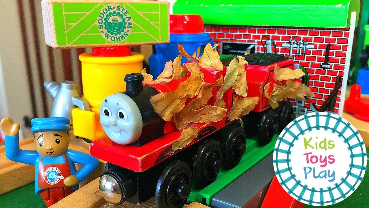 Thomas and Friends All In Vain Thomas Full Episode Parodies Season 20