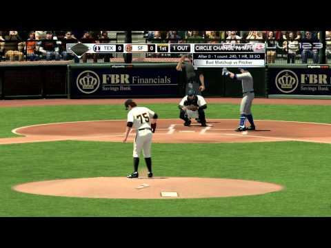 Major League Baseball 2K11 PC Gameplay HD