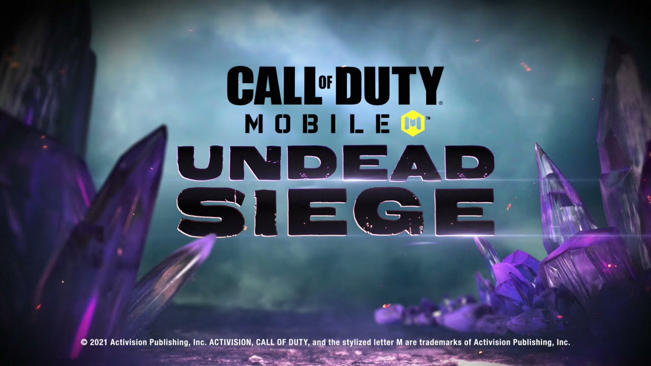 Call of Duty®: Mobile - Announcing Undead Siege
