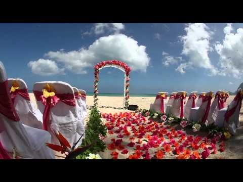 Aloha Island Weddings A Hawaiian Tropical Wedding