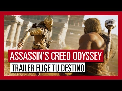 Assassin's Creed Odyssey: Tráiler Elige tu Destino thumbnail