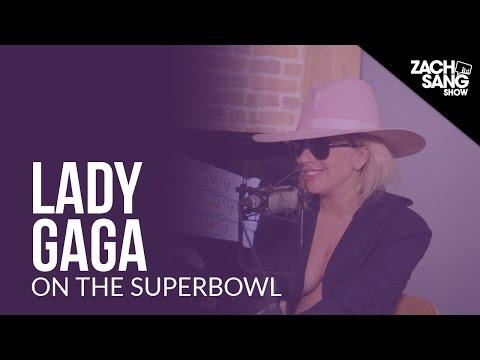 Lady Gaga On Preparing For The Superbowl