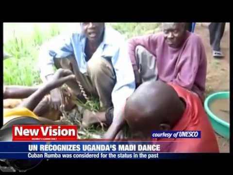 UN recognises Uganda's Madi dance
