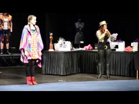 Zoe Beck- DESIGNER- 3rd place at BOP Global Connexions Fashion Awards 2014
