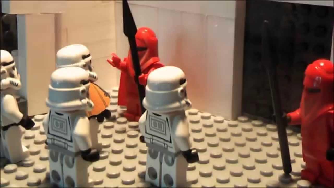 Lego Star Wars Brickfilm Germandeutsch Das Imperium Voller