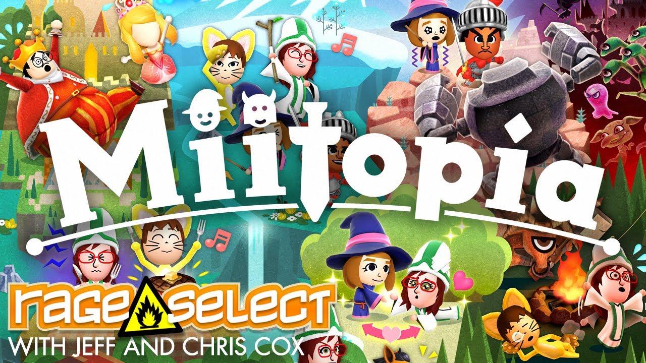 Miitopia (The Dojo) Let's Play