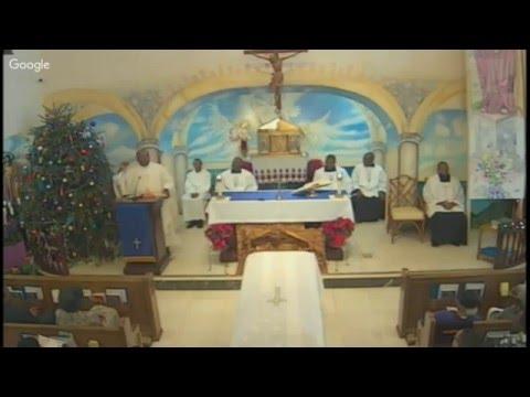December 19, 2015: Everett A. Lee Funeral Mass