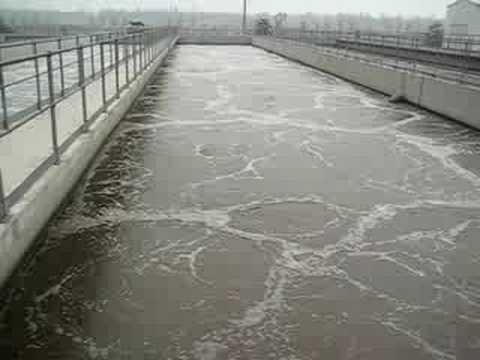 Beijing Sewage Treatment Plant