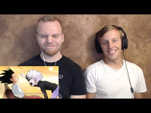 SOS Bros React - HunterxHunter Episode 30 - Wing Told You Not To Wing It