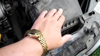 после проезда неглубокой лужи ваш авто заглох,что делать?