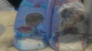 Huggies Pull-ups For Girls Review
