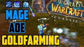 Top 8 Mage AoE Farms in Classic WoW