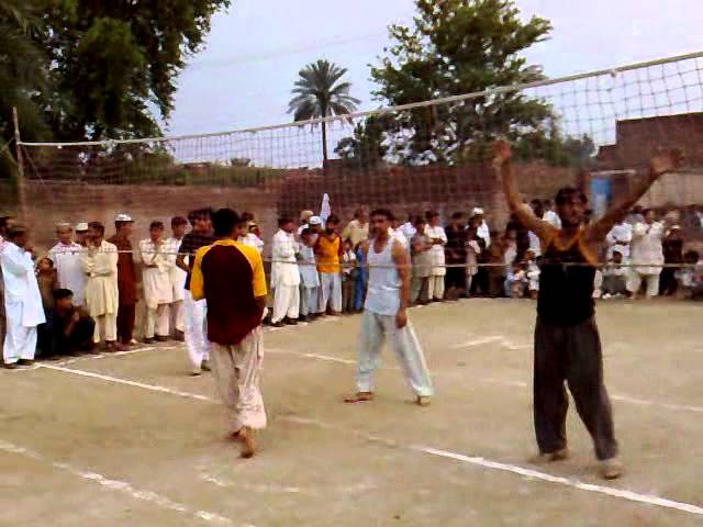 BANNU ALTAF SURANI OF VOLLY BALL  2 Travel Video