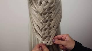 Celtic Knot Braid - Pretzel Braid