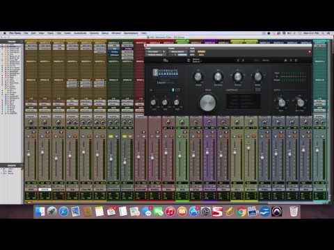 Mixing Drums - How To Make Home Drum Recordings Sound HUGE