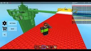 Doomspire Brickbattle sur roblox