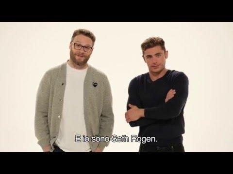 CATTIVI VICINI 2 - Zac Efron e Seth Rogen vi invitano al cinema (sottotitoli in italiano)