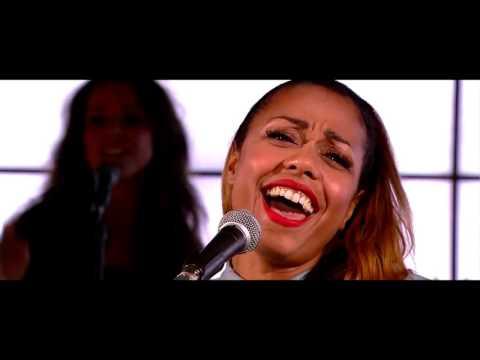 Ida Corr - Down (Live @Go'morgen DK)