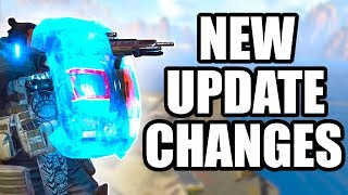 NEW APEX LEGENDS UPDATE NEXT WEEK! ALL CHANGES REVEALED EARLY!