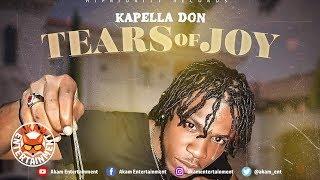 Kapella Don - Tears Of Joy - September 2018