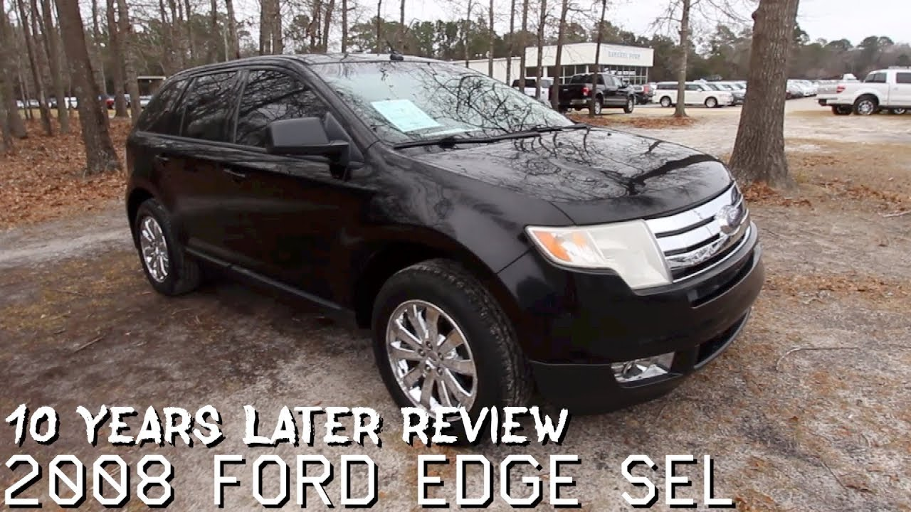Heres A  Ford Edge Sel  Years Later Review For Sale Ravenel Ford