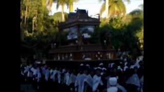 SEMANA SANTA 2013 SANTO ENTIERRO NAHUIZALCO