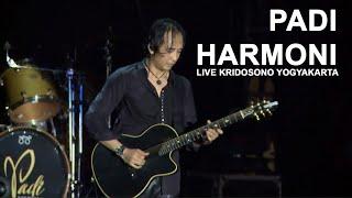 Padi live kridosono - harmoni