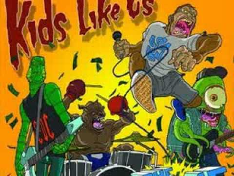 Kids Like Us - Evil People